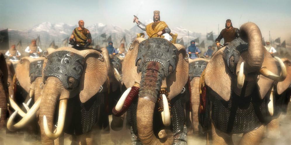 Inilah Alasan Tahun Kelahiran Nabi Disebut Tahun Gajah