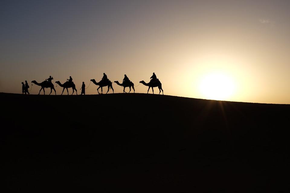 Abdullah Bin Abbas (source pixabay)