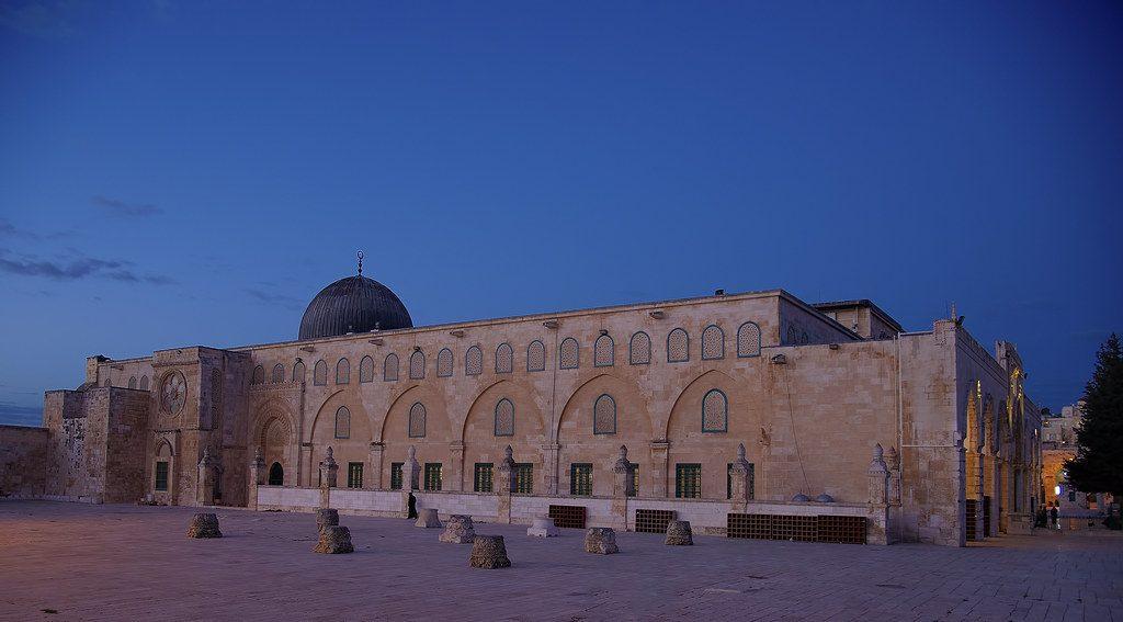 Menelusuri Bangunan yang Ada di Kompleks Masjidil Aqsha