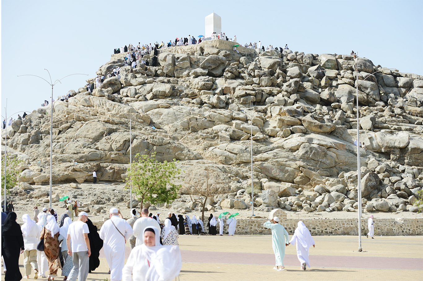 Tempat Menarik di Mekkah