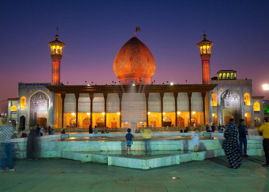 masjid di iran