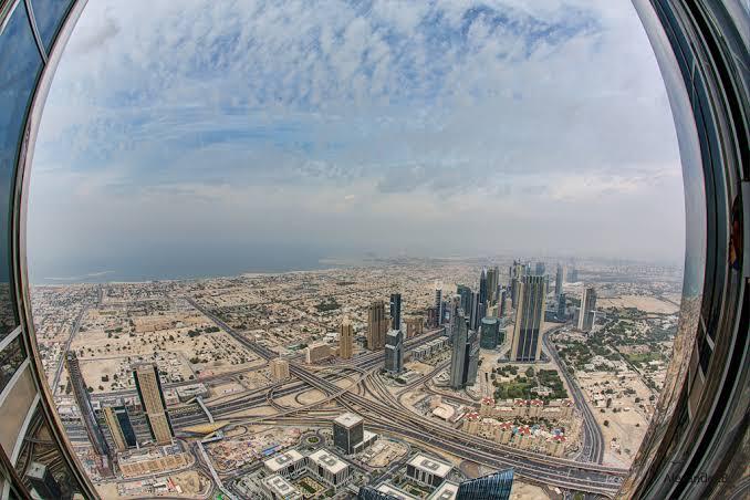 lokasi instagramable di Dubai