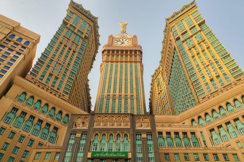 Tempat Belanja di Mekkah