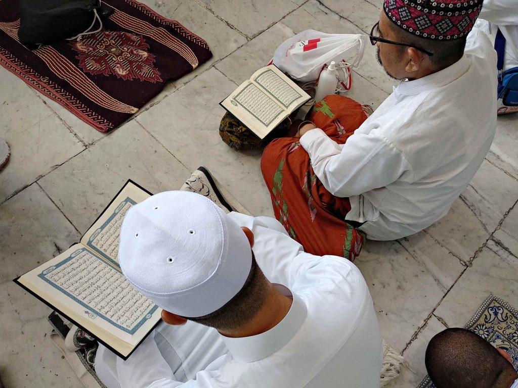 bukan nabi muhammad, ini sosok yang menulis al quran