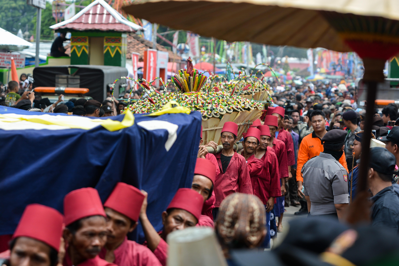 10 Perayaan Maulid Nabi Yang Unik Di Indonesia Umroh Com