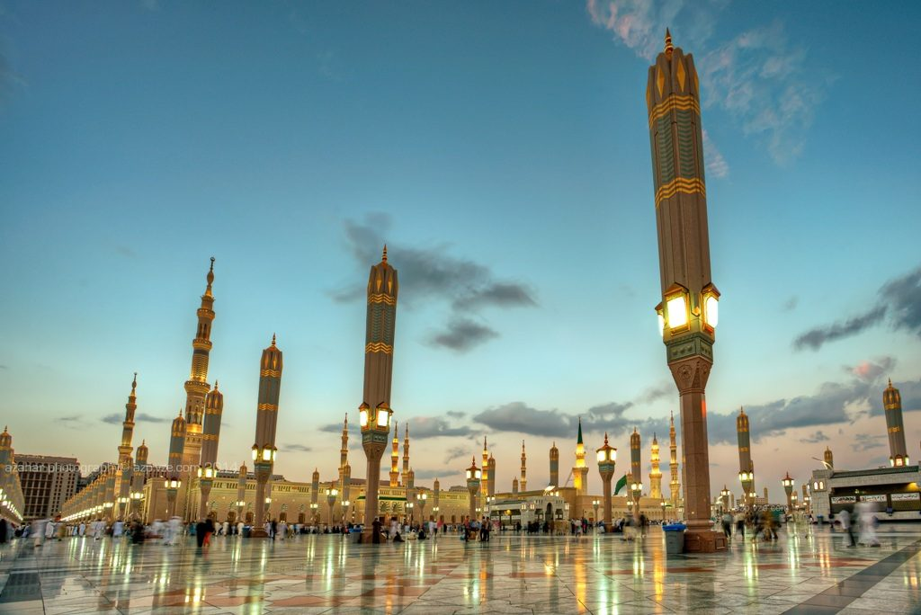 Mengagumkan! Inilah 10 Masjid Terindah di Dunia - Umroh.com
